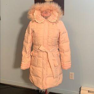 FAIRY FAIR 淑女屋 down winter jacket Marie Antoinette